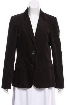 Jenni Kayne Corduroy Two-Button Blazer