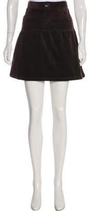 Lacoste Corduroy Mini Skirt
