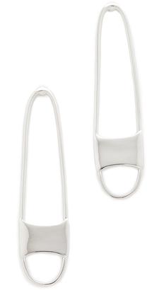 Rebecca Minkoff Runway Pin Earrings