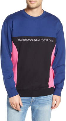 Saturdays NYC Bondi Graphic T-Shirt