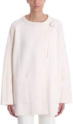 Chloé Beige Wool Jacket