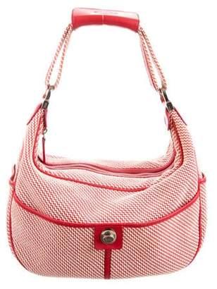 Tod's Woven Zip Bag terracotta Woven Zip Bag