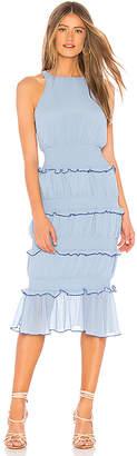 Lovers + Friends Mardi Midi Dress