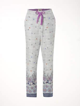 Cream Pyjama Bottoms - ShopStyle UK 7e6226fdd