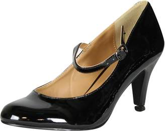 City Classified Sully's Womens Kaylee-H Pumps Shoes,ent,6