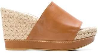 Stuart Weitzman slip-on sandals