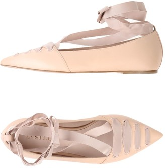 Le Silla Ballet flats
