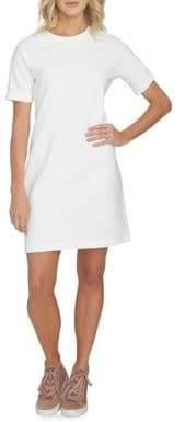 1 STATE 1.STATE Lace-Up Sleeve Shirtdress