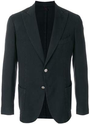 Biagio Santaniello double button blazer