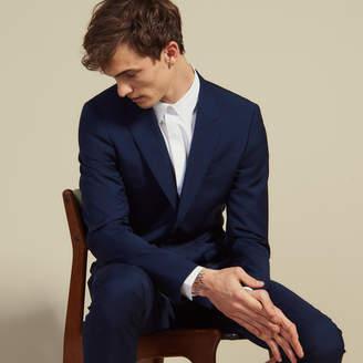 Sandro Mohair wool suit jacket