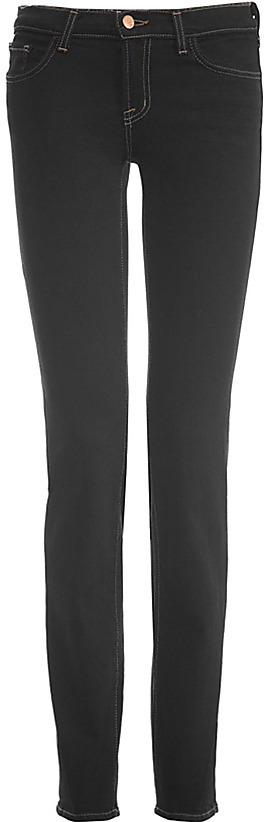 J BRAND Black Stove Pipe Jeans