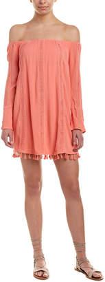 Dee Elly Tassel Shift Dress