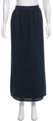 Eileen Fisher Silk Midi Skirt
