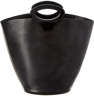 Louis Vuitton Black Epi Leather Noctambule