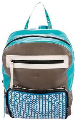 Christian Louboutin Aliosha Leather Backpack