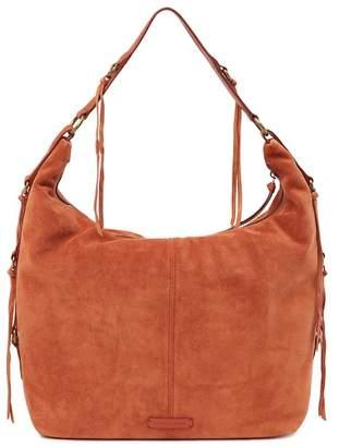 Lucky Brand Jill Leather Hobo Shoulder Bag