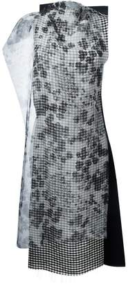 Yang Li sleeveless layered tunic
