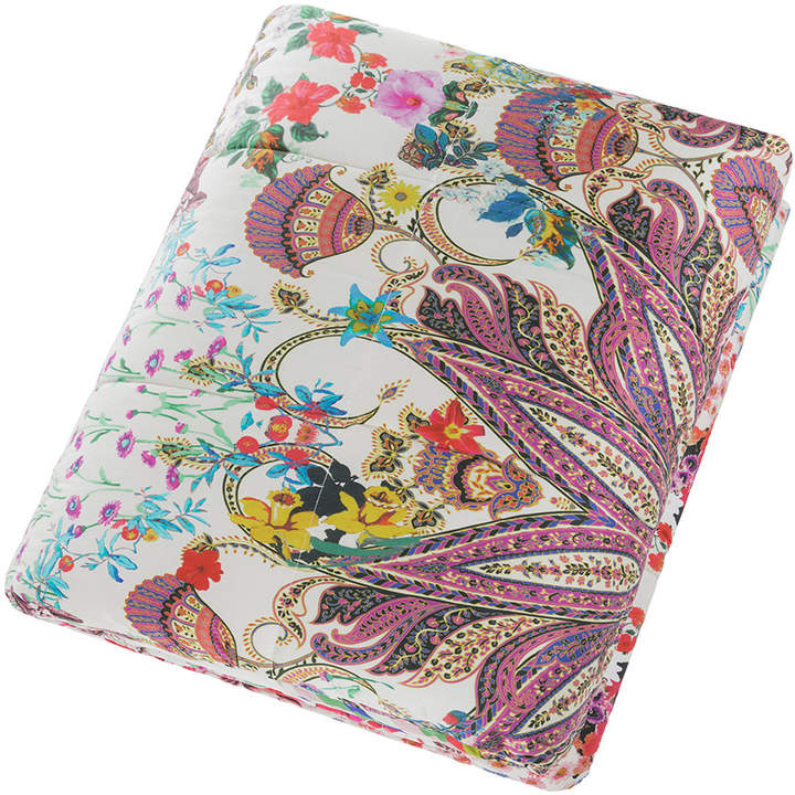 Fairy Quilted Bedspread - Multicoloured