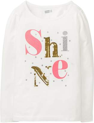 Crazy 8 Crazy8 Sparkle Shine Tee