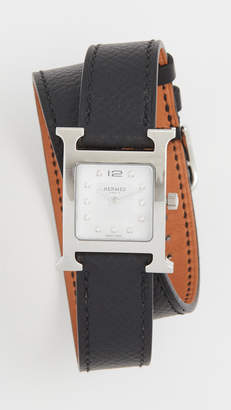Hermes What Goes Around Comes Around Hour Watch