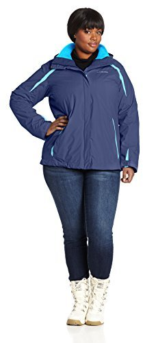 Columbia Women's Plus-Size Blazing Star Interchange Jacket