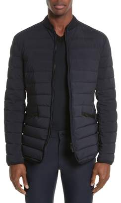 Armani Collezioni Quilted Down Jacket