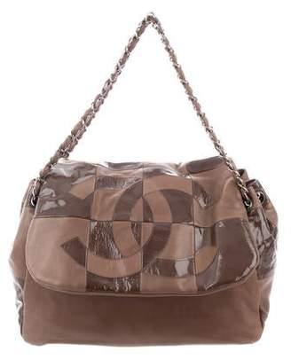 a9a01c3f9c54 Chanel Brown Flap Closure Handbags - ShopStyle