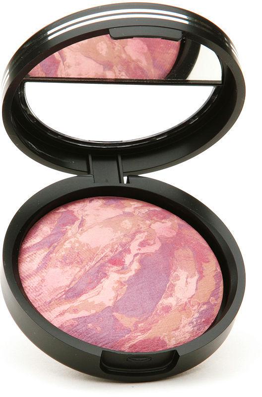 Laura Geller Beauty Blush-N-Brighten Compact, Raspberry 0.32 oz (9 g)