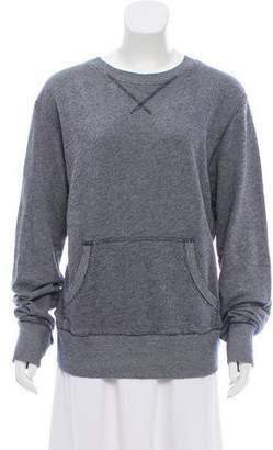 ATM Long Sleeve Crew Sweatshirt