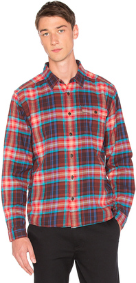 Patagonia Lightweight Fjord Flannel Shirt $79 thestylecure.com