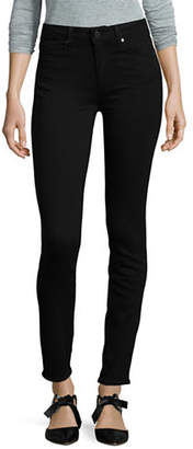 Paige Hoxton Ultra Skinny-High Rise Jeans