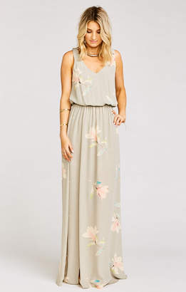 Show Me Your Mumu Kendall Maxi Dress ~ Lily Showers
