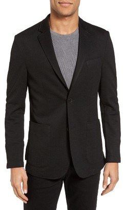 Men's Vince Camuto Slim Fit Stretch Knit Blazer $225 thestylecure.com