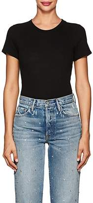 RE/DONE Women's Cotton Jersey Bodysuit