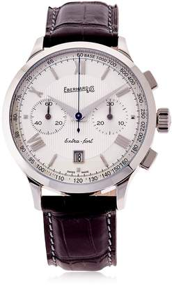Co Eberhard & Extra Fort Chrono Watch