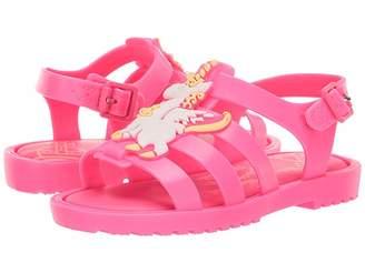 Vivienne Westwood + Melissa Luxury Shoes Anglomania + Melissa + Mini Flox Mary Jane (Toddler)