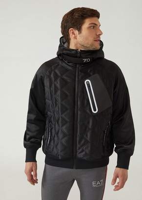 Emporio Armani Ea7 Train 7.0 Bomber Jacket