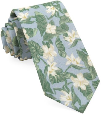 The Tie Bar Tropical Floral