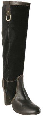 Rafe New York black suede 'Galata Simpson' boots