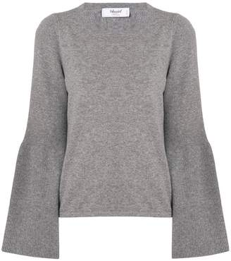 Blugirl wide sleeved jumper