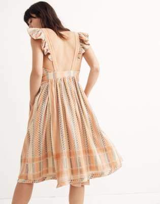 Madewell Cecilie Copenhagen Chab Dress