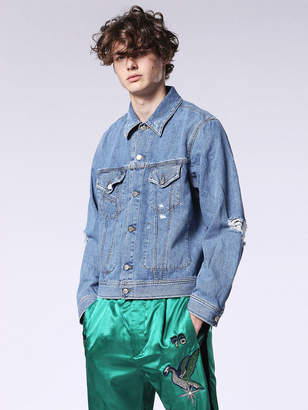 Diesel Denim Jackets 084PD - Blue - L
