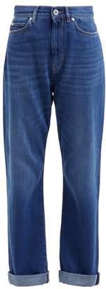 Max Mara Fiordo Jeans - Womens - Dark Blue