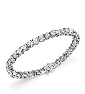 Bloomingdale's Diamond Tennis Bracelet in 14K White Gold, 12.0 ct. t.w. - 100% Exclusive
