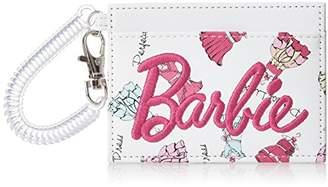 Barbie (バービー) - [バービー] バービー コイル付付 パスケース RCBB-139b WH ホワイト(RCBB-140)