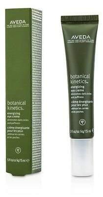 Aveda NEW Botanical Kinetics Energizing Eye Creme 15ml Womens Skin Care