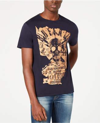 Buffalo David Bitton Men Tyvakz Graphic T-Shirt