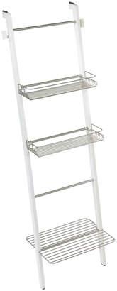 InterDesign White Formbu Bathroom Ladder