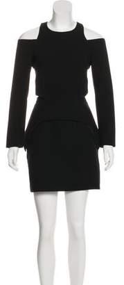 Sass & Bide Cutout Mini Dress