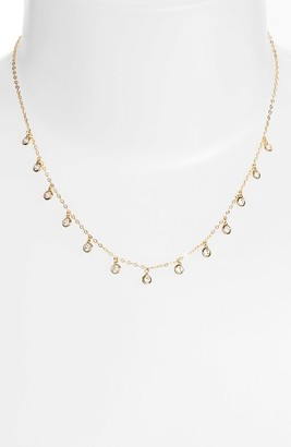 Women's Nadri Shaker Crystal Necklace $70 thestylecure.com